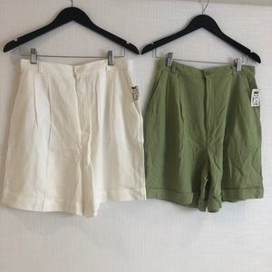Woman's size 10 - shorts - Brand new